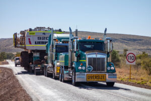 Oversized & Heavy Haulage | Equity Logistics Melbourne Australia